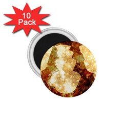 Sparkling Lights 1 75  Magnets (10 Pack)