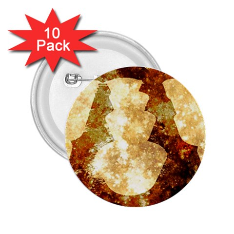 Sparkling Lights 2.25  Buttons (10 pack)