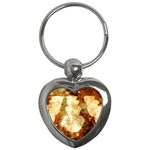 Sparkling Lights Key Chains (Heart)  Front
