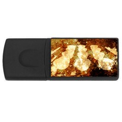 Sparkling Lights USB Flash Drive Rectangular (2 GB)