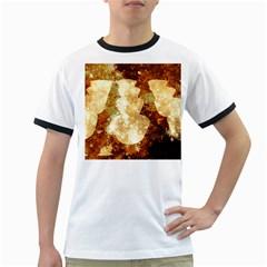 Sparkling Lights Ringer T-Shirts