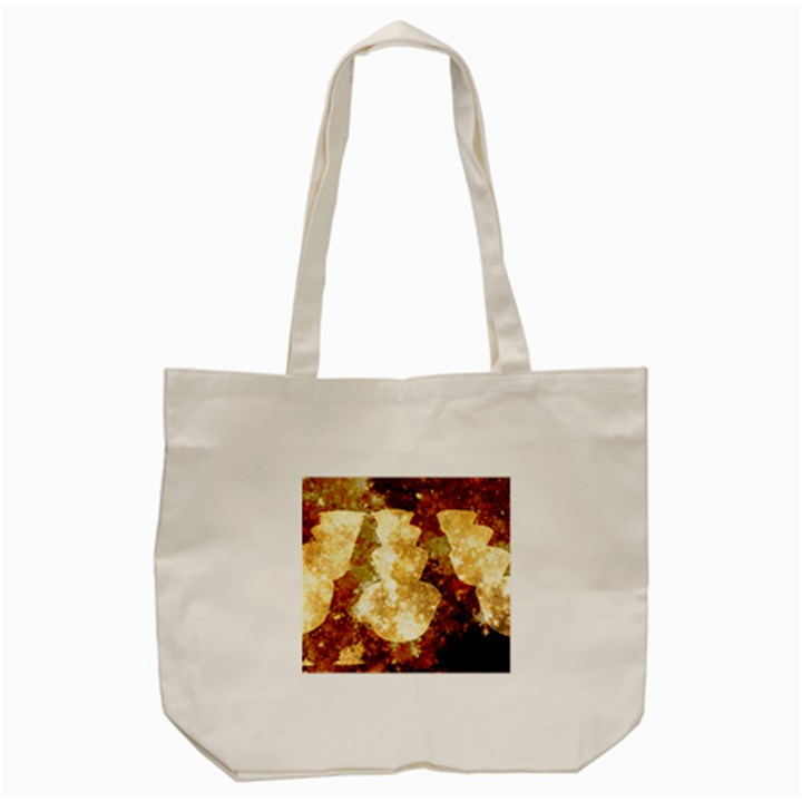 Sparkling Lights Tote Bag (Cream)