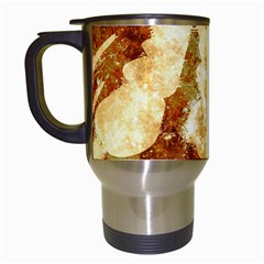 Sparkling Lights Travel Mugs (White)