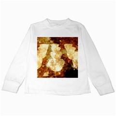 Sparkling Lights Kids Long Sleeve T Shirts