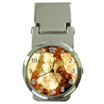 Sparkling Lights Money Clip Watches Front