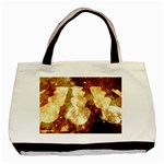Sparkling Lights Basic Tote Bag Front