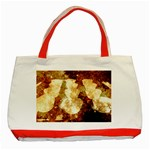 Sparkling Lights Classic Tote Bag (Red) Front