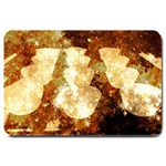 Sparkling Lights Large Doormat  30 x20 Door Mat - 1