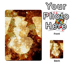 Sparkling Lights Multi-purpose Cards (Rectangle)