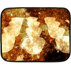 Sparkling Lights Fleece Blanket (Mini)