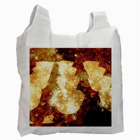 Sparkling Lights Recycle Bag (Two Side)