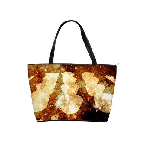 Sparkling Lights Shoulder Handbags