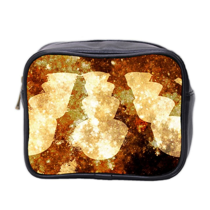Sparkling Lights Mini Toiletries Bag 2-Side
