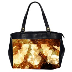 Sparkling Lights Office Handbags (2 Sides)