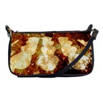 Sparkling Lights Shoulder Clutch Bags Front