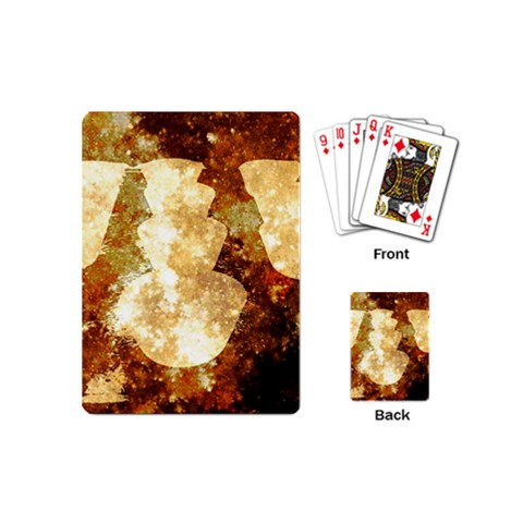 Sparkling Lights Playing Cards (Mini)