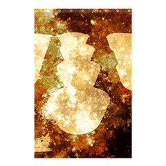 Sparkling Lights Shower Curtain 48  X 72  (small)