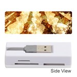 Sparkling Lights Memory Card Reader (Stick)  Front