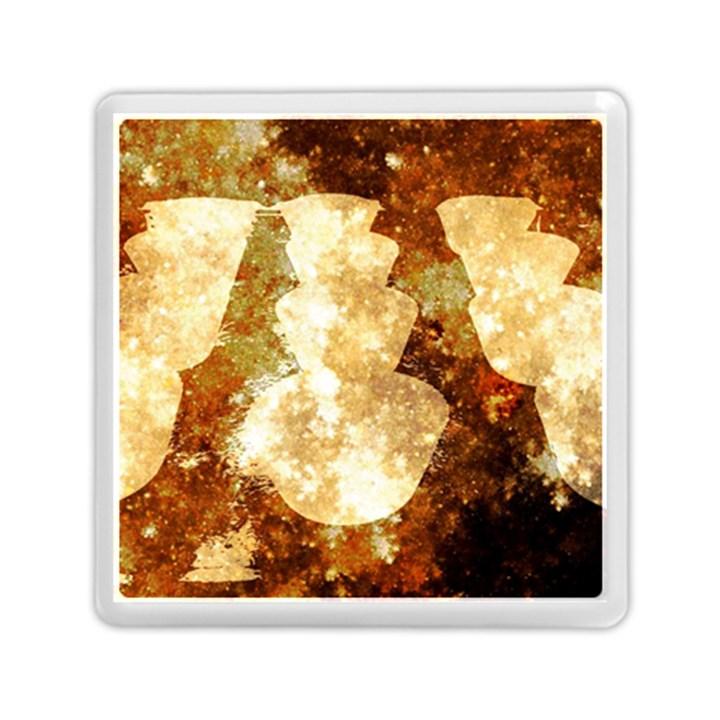 Sparkling Lights Memory Card Reader (Square)