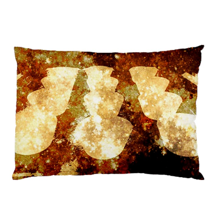 Sparkling Lights Pillow Case (Two Sides)