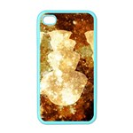 Sparkling Lights Apple iPhone 4 Case (Color) Front