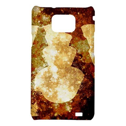 Sparkling Lights Samsung Galaxy S2 i9100 Hardshell Case