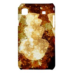 Sparkling Lights Samsung Galaxy S i9008 Hardshell Case