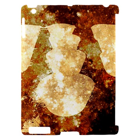 Sparkling Lights Apple iPad 2 Hardshell Case (Compatible with Smart Cover)