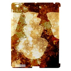 Sparkling Lights Apple iPad 3/4 Hardshell Case (Compatible with Smart Cover)
