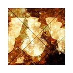 Sparkling Lights Acrylic Tangram Puzzle (6  x 6 ) Front