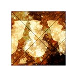 Sparkling Lights Acrylic Tangram Puzzle (4  x 4 ) Front