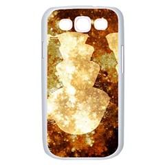 Sparkling Lights Samsung Galaxy S III Case (White)