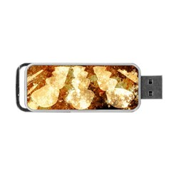 Sparkling Lights Portable USB Flash (One Side)