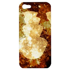 Sparkling Lights Apple iPhone 5 Hardshell Case