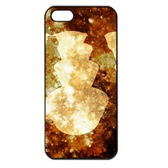 Sparkling Lights Apple iPhone 5 Seamless Case (Black)