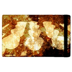 Sparkling Lights Apple Ipad 2 Flip Case
