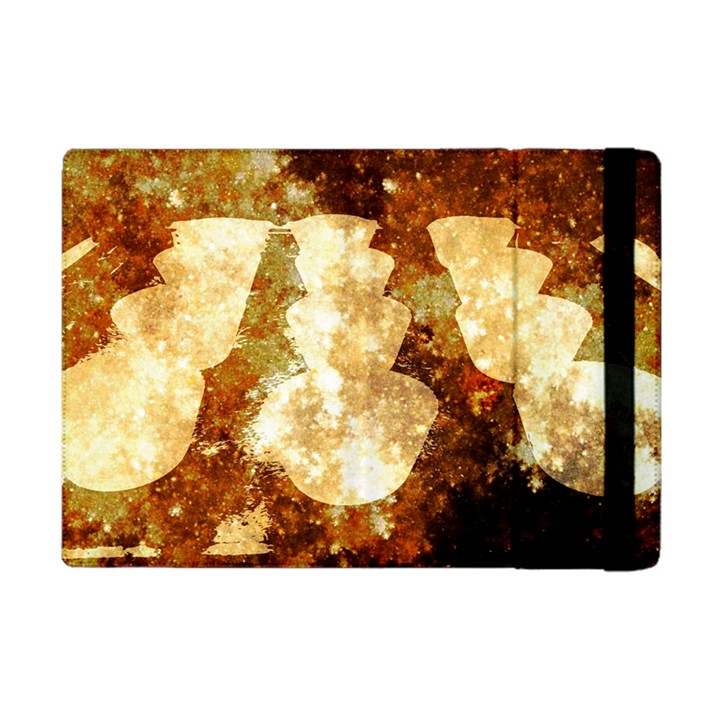 Sparkling Lights Apple iPad Mini Flip Case