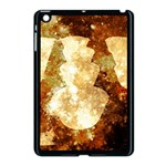 Sparkling Lights Apple iPad Mini Case (Black) Front