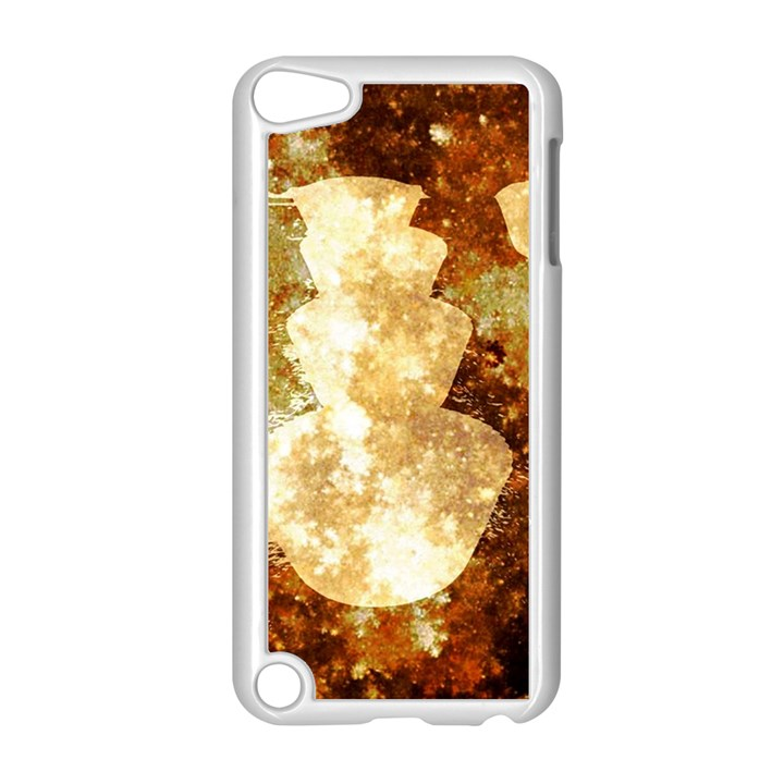 Sparkling Lights Apple iPod Touch 5 Case (White)