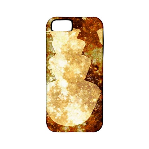 Sparkling Lights Apple iPhone 5 Classic Hardshell Case (PC+Silicone)
