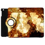 Sparkling Lights Apple iPad Mini Flip 360 Case Front