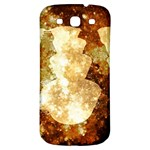 Sparkling Lights Samsung Galaxy S3 S III Classic Hardshell Back Case Front
