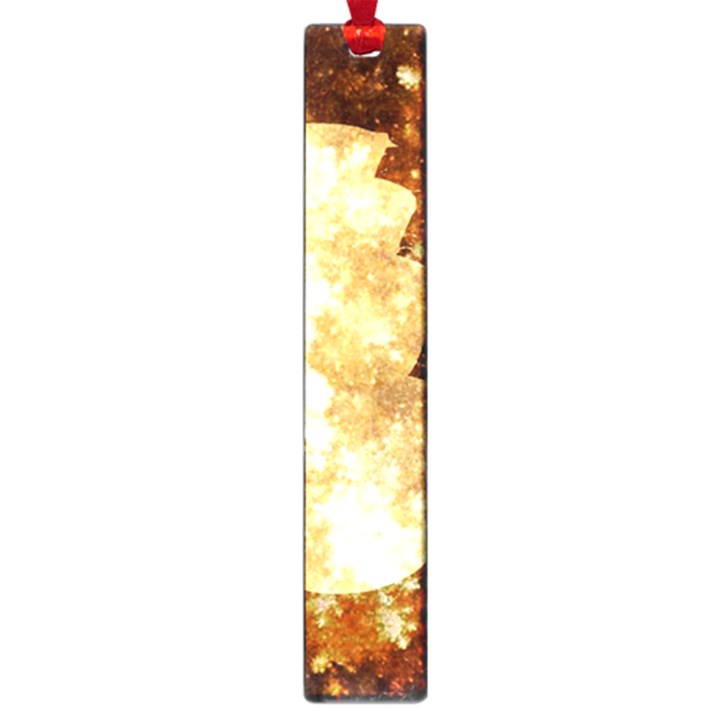 Sparkling Lights Large Book Marks