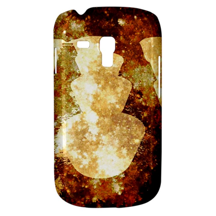 Sparkling Lights Samsung Galaxy S3 MINI I8190 Hardshell Case