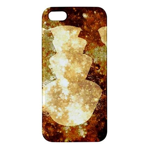 Sparkling Lights Apple iPhone 5 Premium Hardshell Case