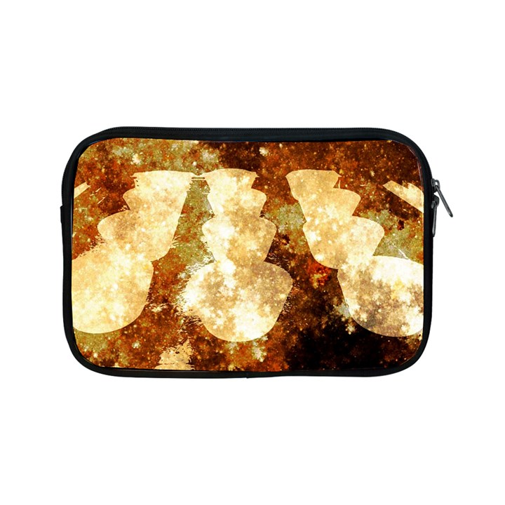 Sparkling Lights Apple iPad Mini Zipper Cases