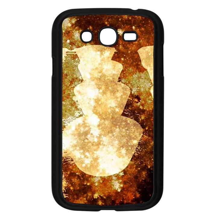 Sparkling Lights Samsung Galaxy Grand DUOS I9082 Case (Black)