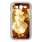 Sparkling Lights Samsung Galaxy Grand DUOS I9082 Case (White) Front