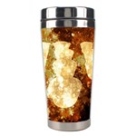 Sparkling Lights Stainless Steel Travel Tumblers Center