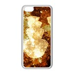 Sparkling Lights Apple iPhone 5C Seamless Case (White) Front